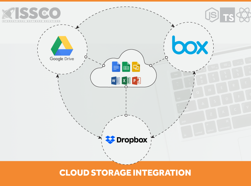 ISSCO-Cloud-Storage-Integration